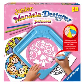 Princess - Junior Mandala Designer