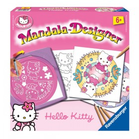 Mandala-Designer Hello Kitty